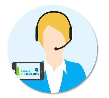 Professional live translator services available 24 hours a day
