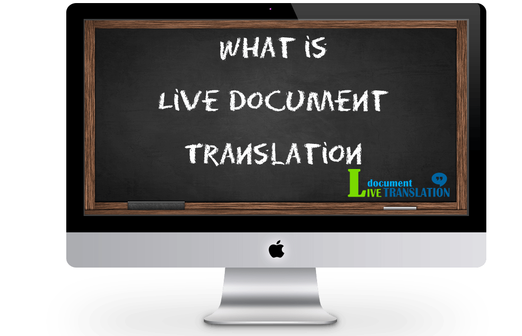How is Live Document Translation working for trans-interpreters