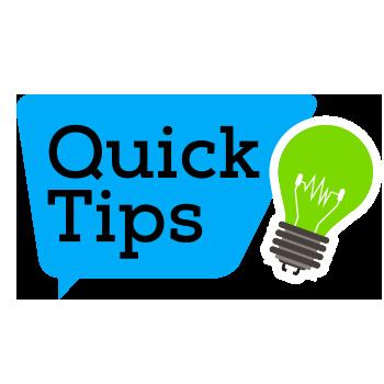 Quick Tips for Translator