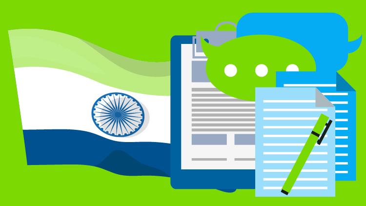 live hindi translation